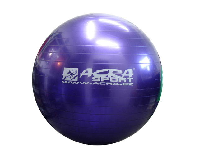 Gymnastické míče a overbaly