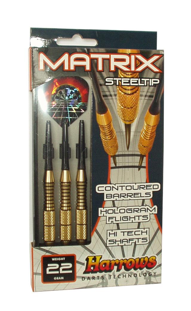 HARROWS STEEL MATRIX 24g