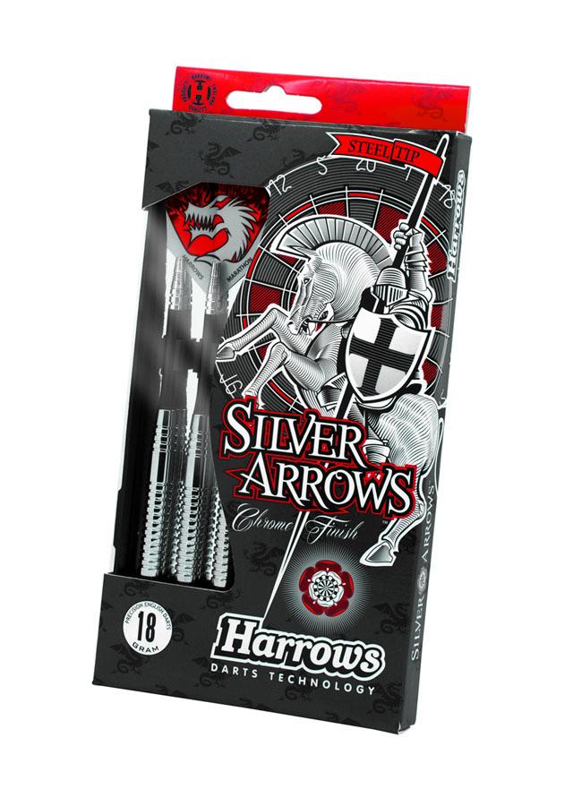 HARROWS STEEL Silver Arrows 20 g
