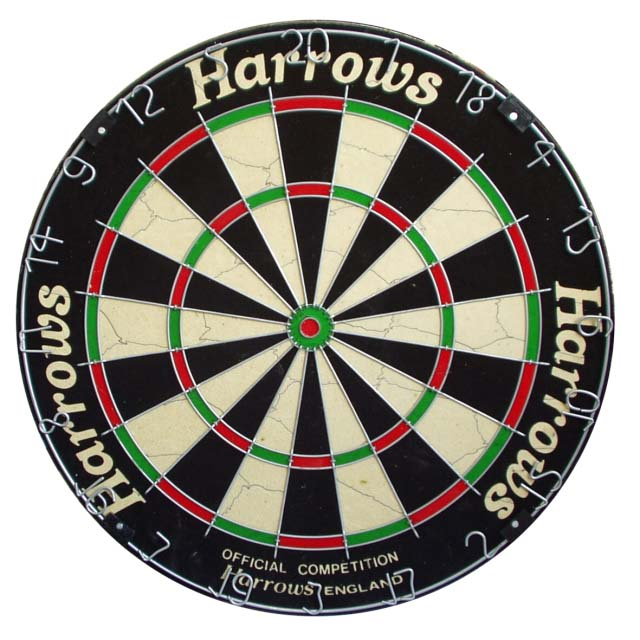HARROWS T1 Závodní terč Official Competition