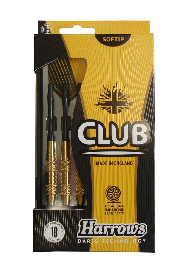 HARROWS SOFT CLUB BRASS 14g