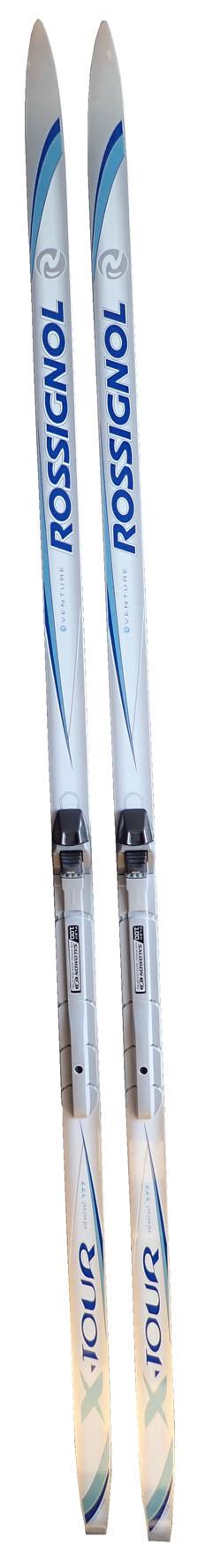LS-177 Běžecké lyže ROSSIGNOL s vázáním SNS - SLEVA - AKCE