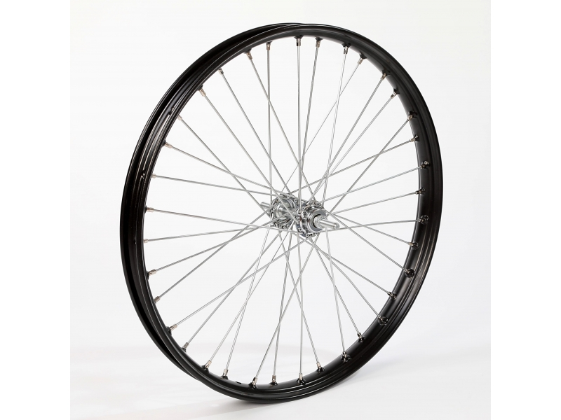 kolo napl. 23x2 k vozíku černé