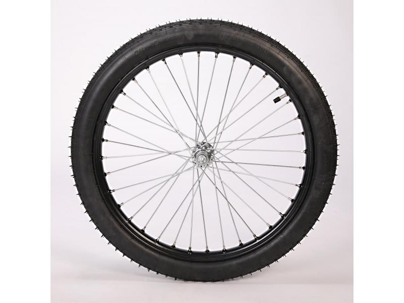 kolo napl. 23x2 k vozíku černé obuté