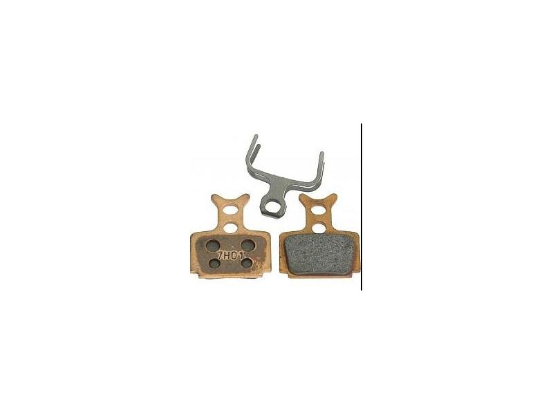 brzdové destičky NEXELO FORMULA R1/RX/ONE M