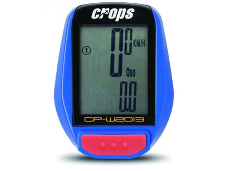 cc CROPS bezdrát W 2013  modrý