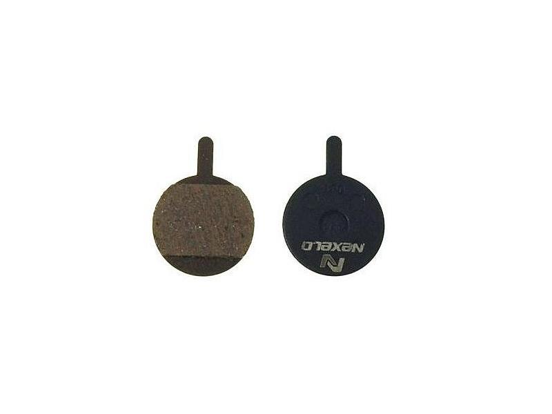 brzdové destičky NEXELO Promax semimetal