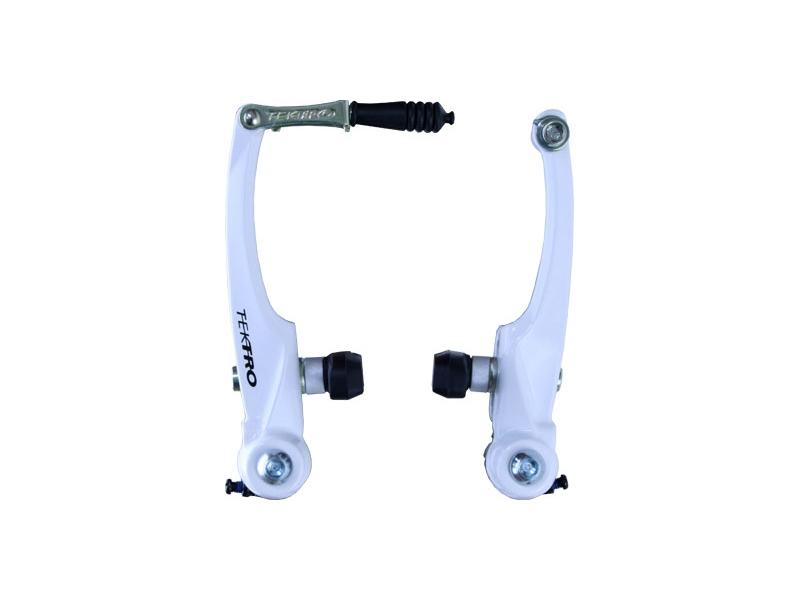 brzdy TEKTRO C310 V-brake bílé P+Z