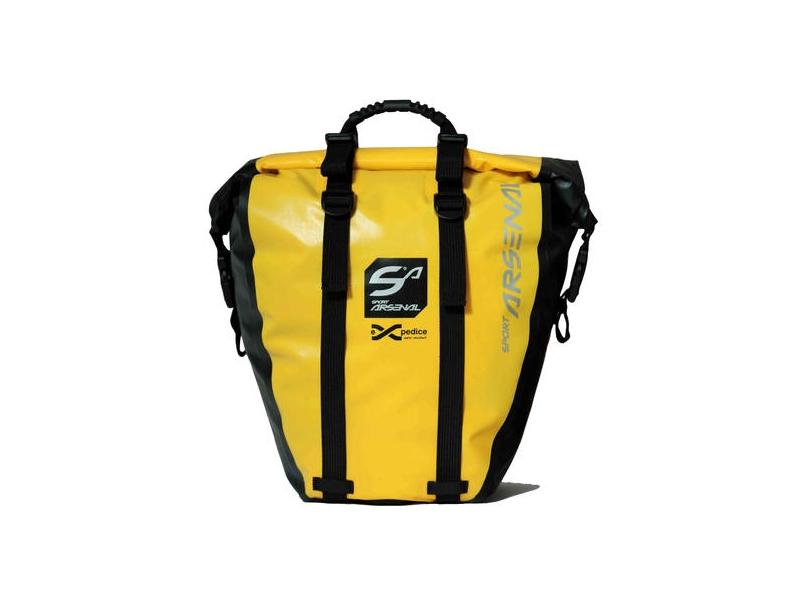 brašna Sport Arsenal 312 vodotěsná velkoobjemová žlutá