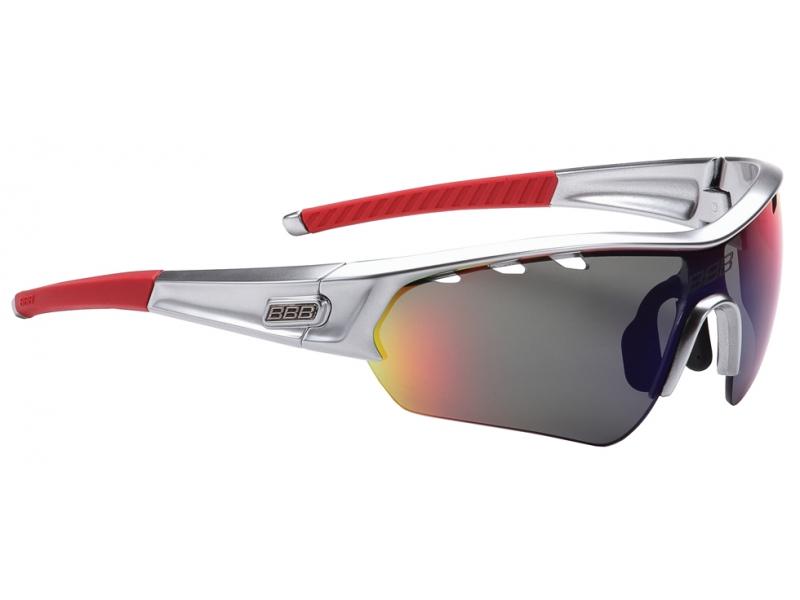 brýle BBB BSG-43 Select MLC Special Edition červené