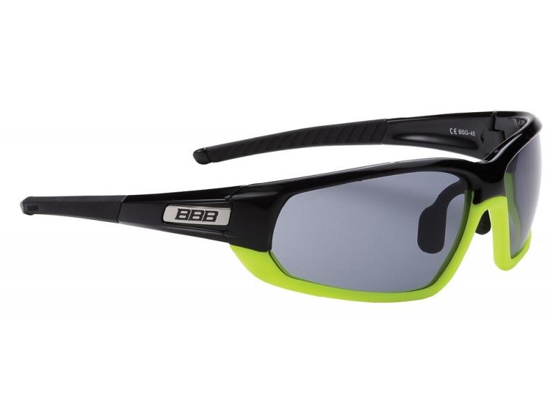 brýle BBB BSG-45 Adapt černo-neonové