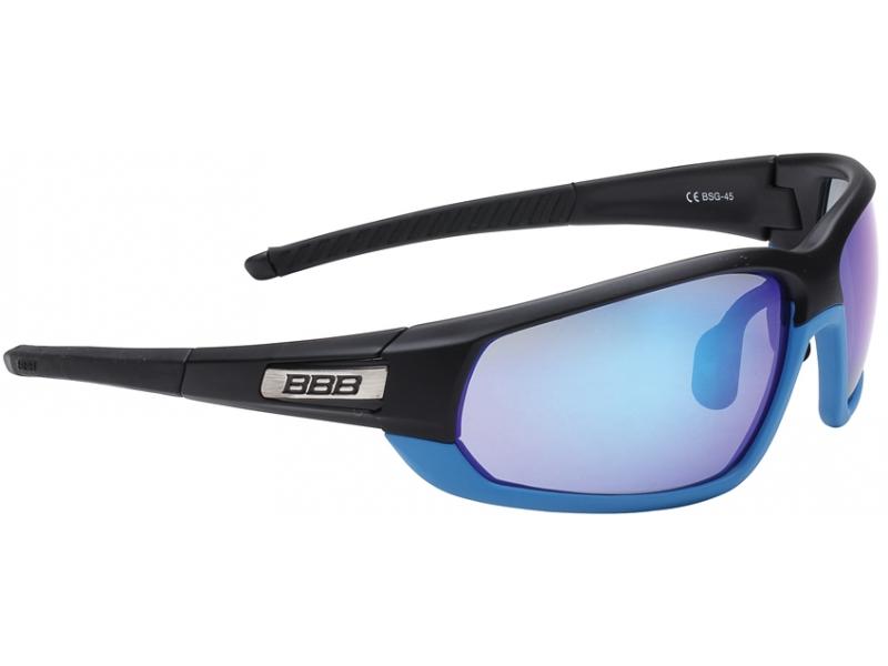 brýle BBB BSG-45 Adapt MLC černo-modré