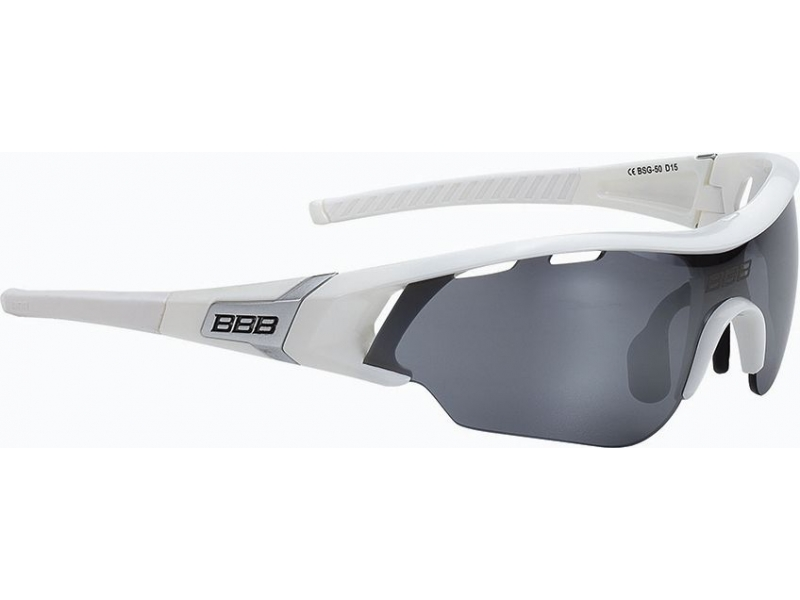 brýle BBB BSG-50 Summit bílé lesk