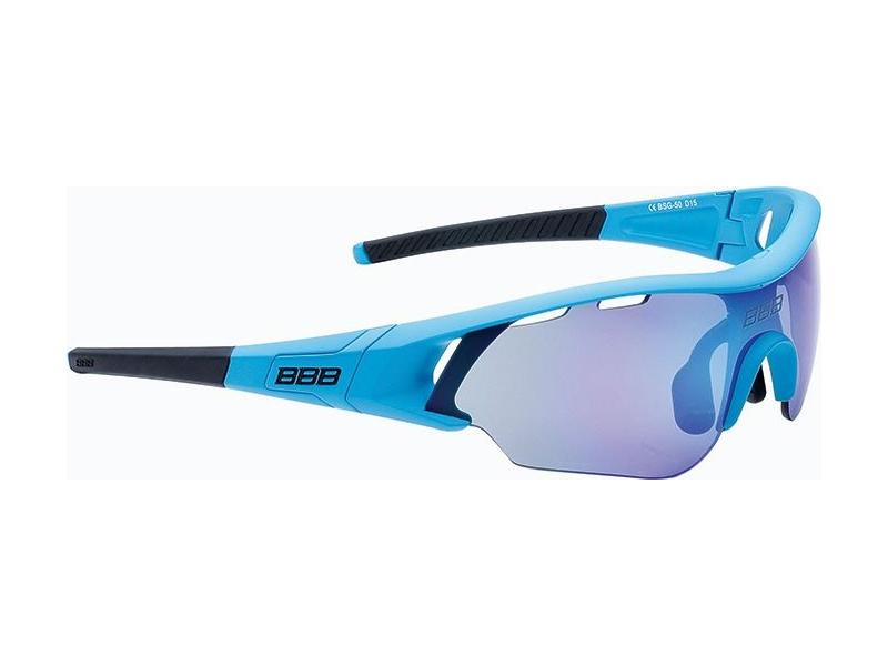 brýle BBB BSG-50 Summit modré matné