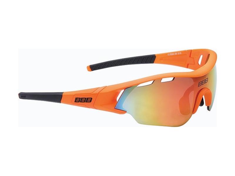 brýle BBB BSG-50 Summit oranžové matné