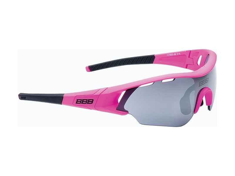 brýle BBB BSG-50 Summit růžové matné