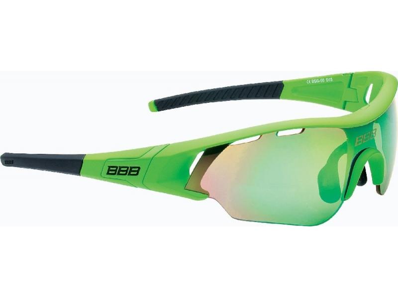brýle BBB BSG-50 Summit zelené matné