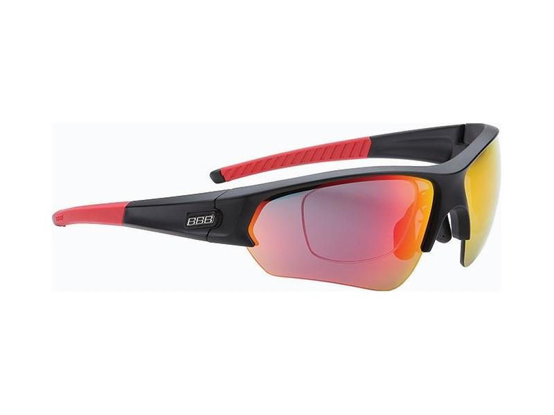 brýle BBB BSG-51 Select Optic červené MLC