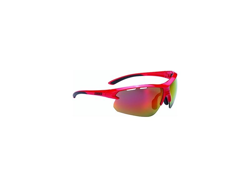 brýle BBB BSG-52 Impulse lesklé červené