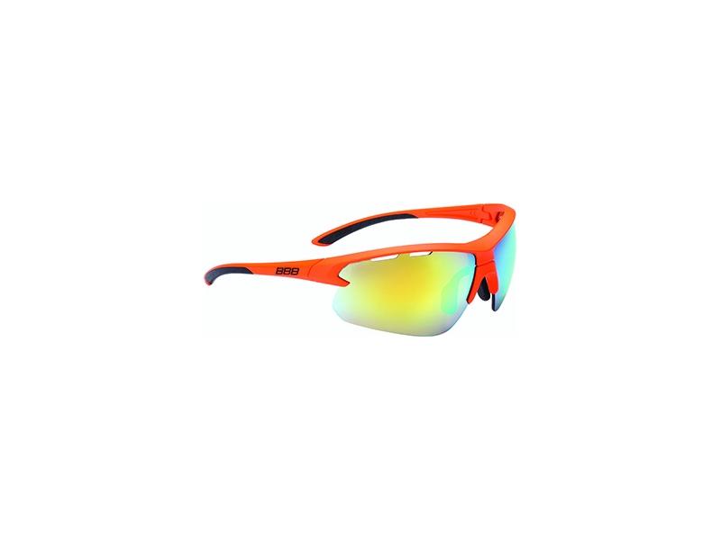 brýle BBB BSG-52 Impulse matné oranžové