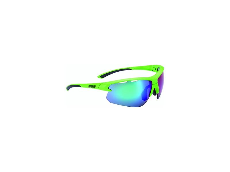 brýle BBB BSG-52 Impulse matné zelené