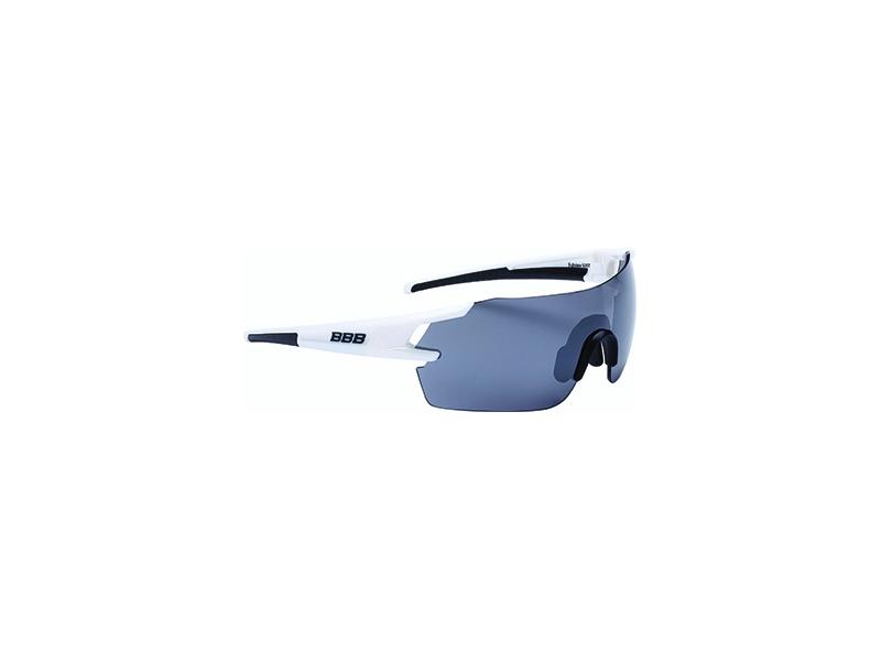 brýle BBB BSG-53 FullView lesklé bílé