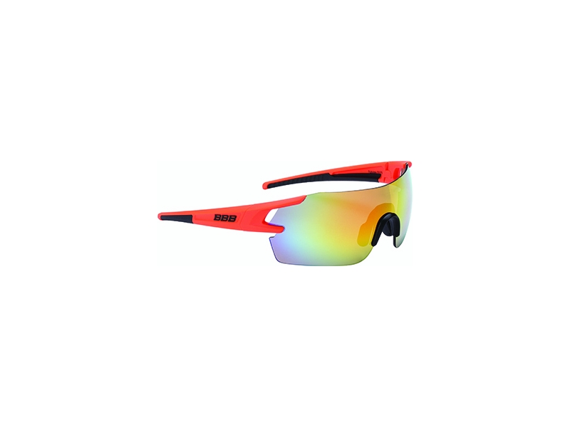 brýle BBB BSG-53 FullView matné oranžové