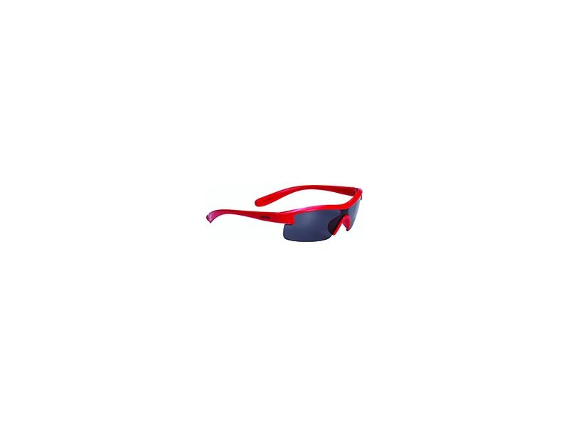 brýle BBB BSG-54 Kids dětské, lesklé červené