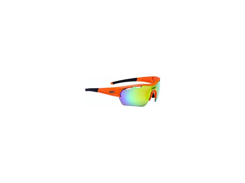 brýle BBB BSG-55 Select XL lesklé oranžové