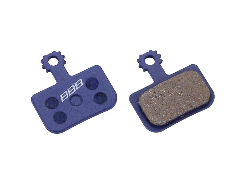 brzdové destičky BBB BBS-443 DiscStop Avid DB1/DB3