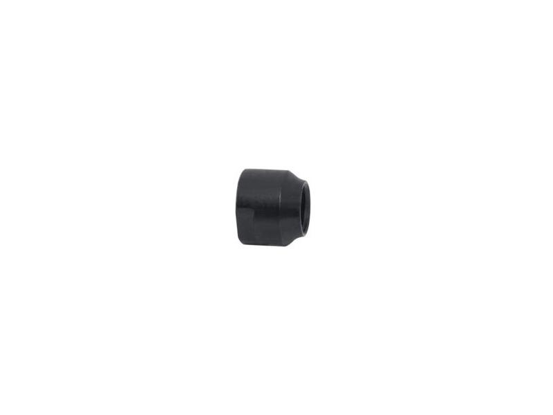 osa - kónus na P pevnou osu 9,5mm, černý