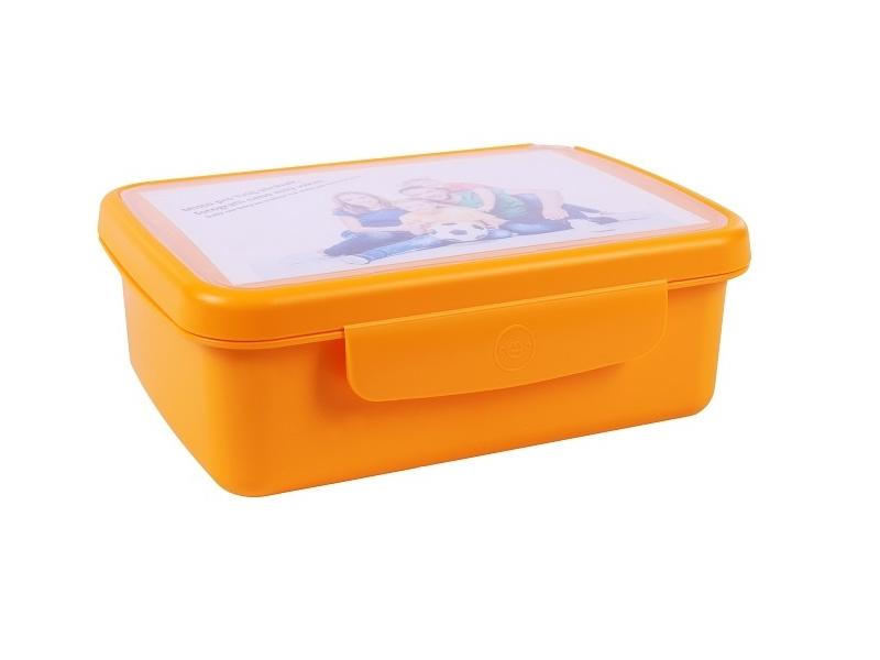 box RaB Zdravá sváča žlutý komplet