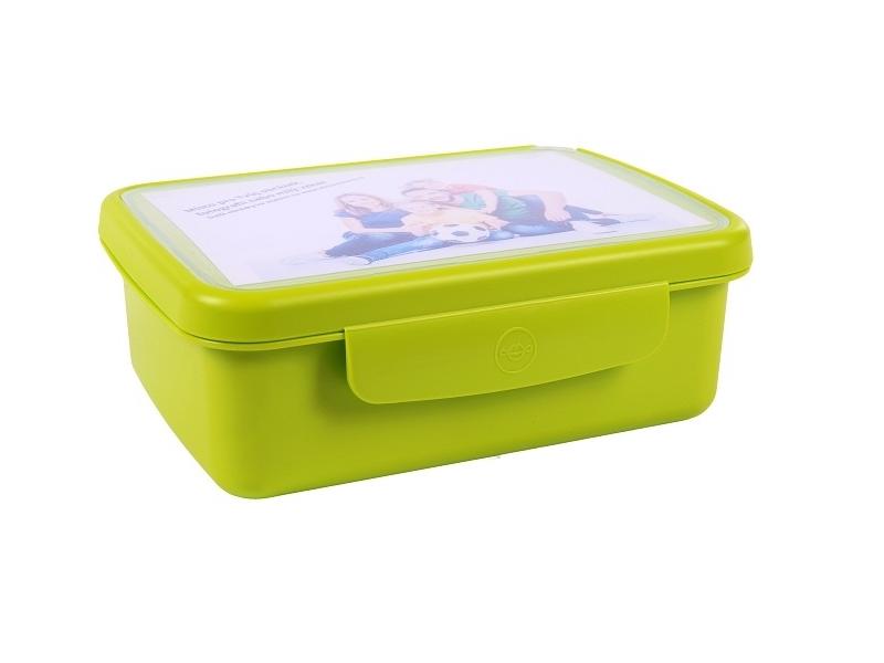 box RaB Zdravá sváča zelený komplet