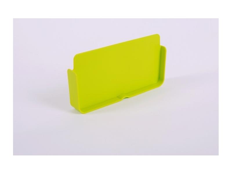 box RaB Zdravá sváča - dělící přepážka zelená