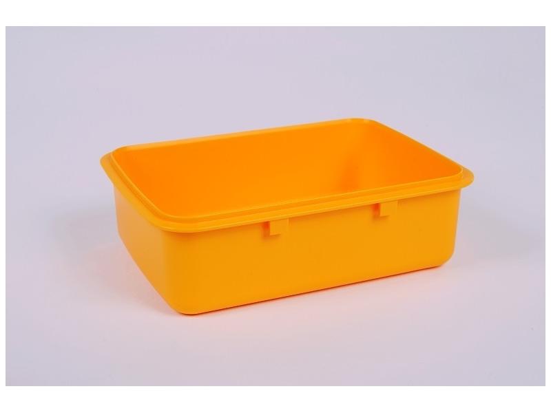 box RaB Zdravá sváča - miska žlutá
