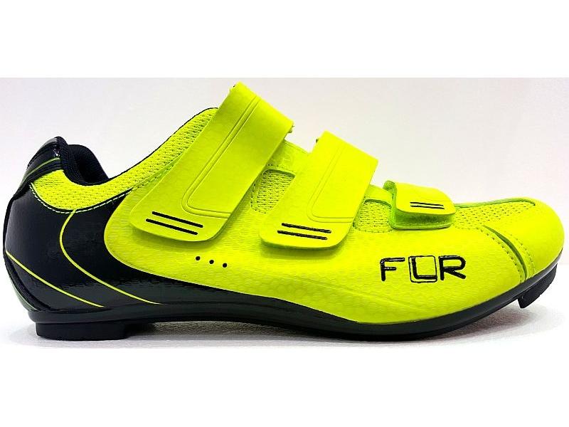 tretry silniční FLR F-35 Neon žluté 45