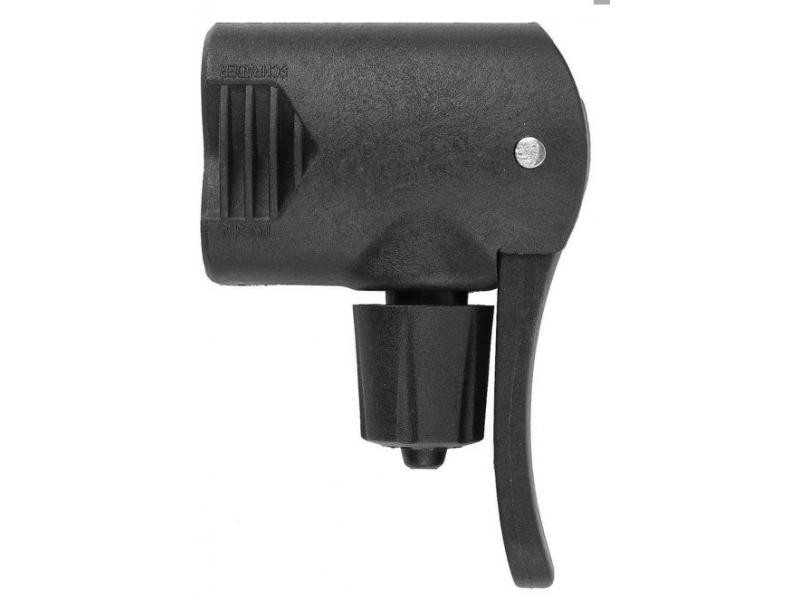 hustilka - koncovka hadice pro nožní pumpu