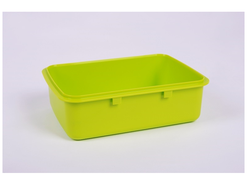 box RaB Zdravá sváča - miska zelená