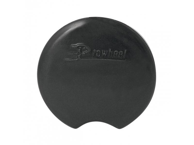 kliky - krytka plastová nacvakávací, černá