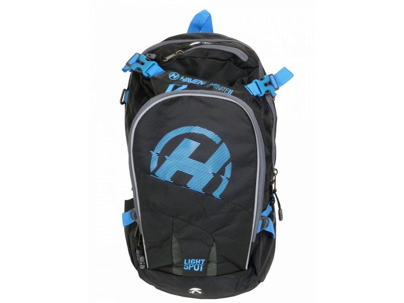 batoh HAVEN Luminite II 12l černo-modrý bez vaku