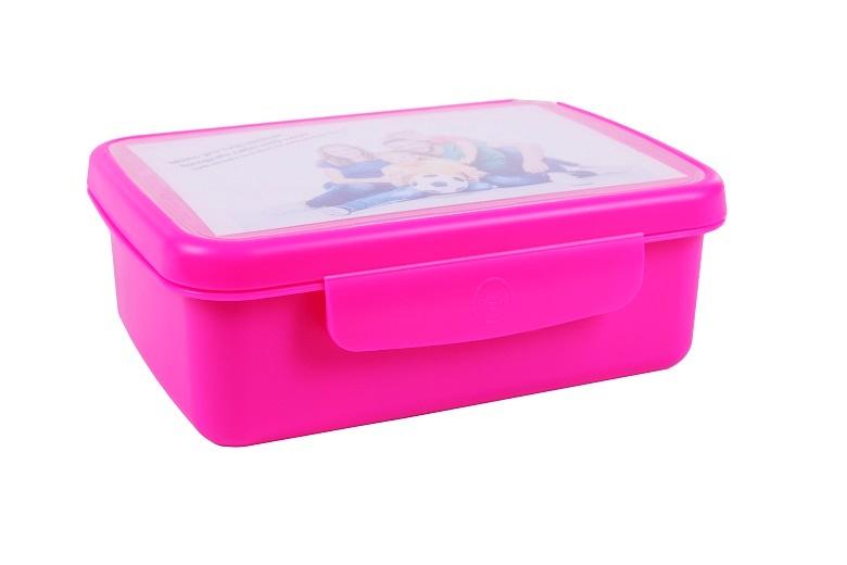 box RaB Zdravá sváča růžový komplet design Tenisky
