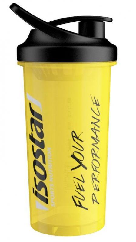 láhev ISOSTAR - šejkr žlutý 700ml