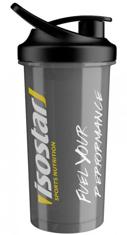 láhev ISOSTAR - šejkr černý 700ml