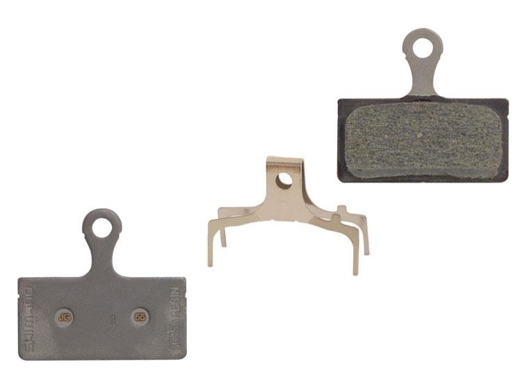 brzdové destičky SHIMANO SH G03S polymer (M9000, M8000)