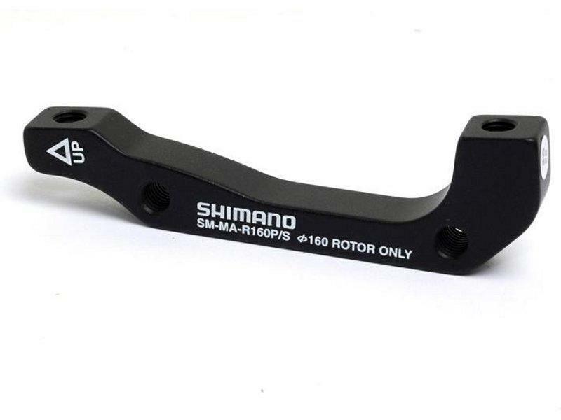 brzda - adaptér kot.brzdy Shimano  R180P/S zadní