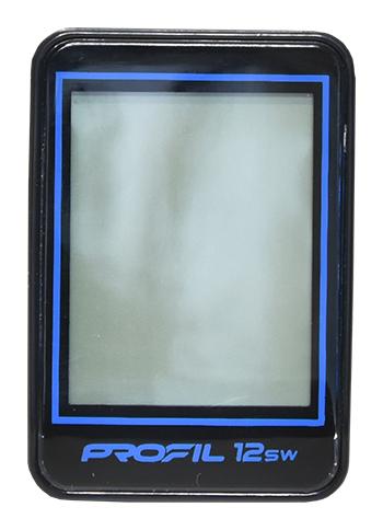 cc PROFIL 1501 12SW černo-modrý bezdrátový