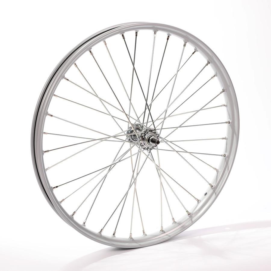 kolo napl. 23x2 k vozíku šedé