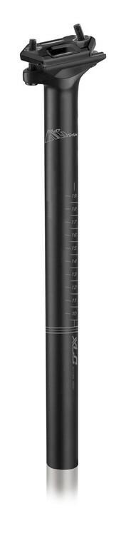 sedlovka XLC All Ride SP-O01 Al 31,6mm/400mm černá 28.6mm
