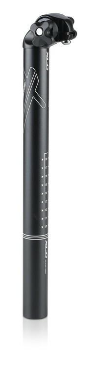 sedlovka XLC Comp SP-R04 Al 31,6mm/350mm černá 27.2mm