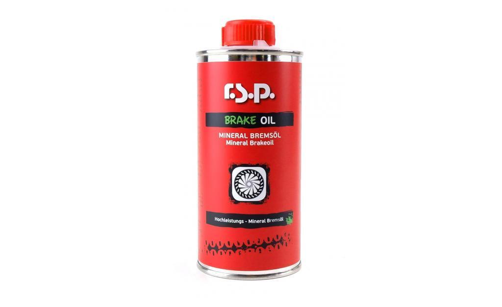 mazivo - olej RSP Brake Oil minerální 250ml